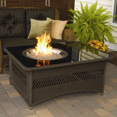 Outdoor Greatroom Naples Fire Pit Table - Naples fire pit table