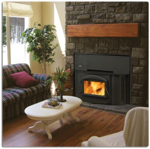 HIGH OUTPUT NAPOLEON 1402 WOOD BURNING FIREPLACE INSERT