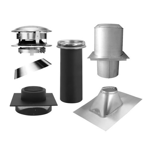 Selkirk Metalbestos 6 Quot Flat Ceiling Support Kit
