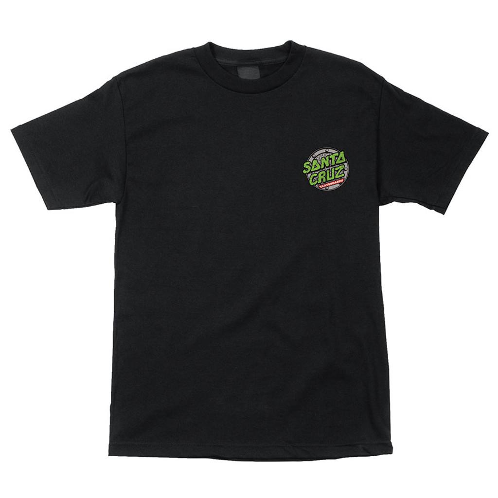 Santa Cruz x TMNT Sewer Dot T-Shirt (Available in 3 Colors)