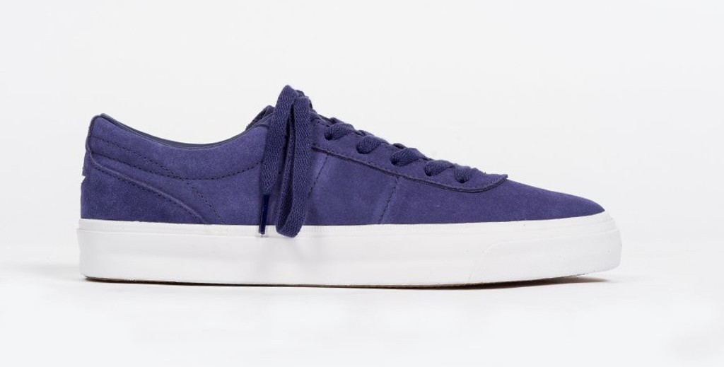 CONVERSE ONE STAR CC PRO SUEDE LOW TOP (JAPANESE EGGPLANT)