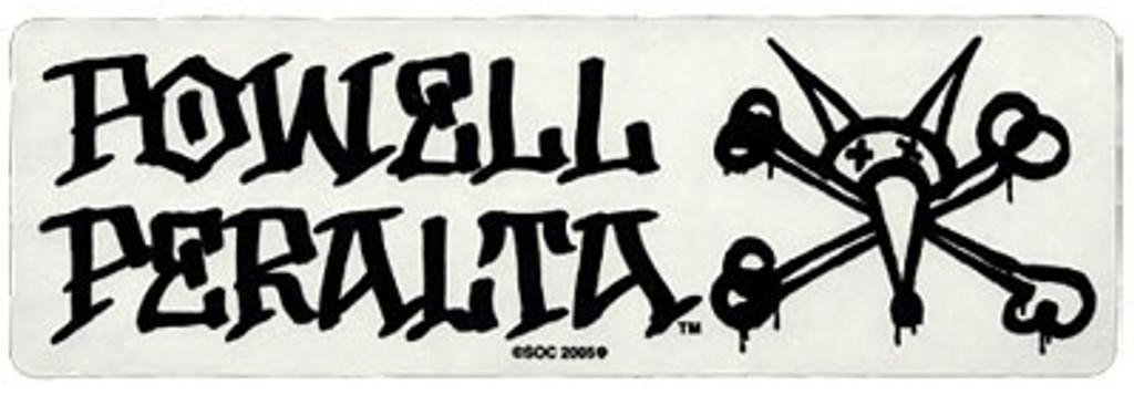 Powell Peralta Vato Rat Bones Reissue Sticker