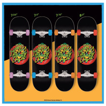 Santa Cruz x TMNT Skateboard Complete (Choose Board) FREE USA SHIPPING