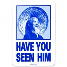 Powell Peralta Animal Chin Reissue Sticker