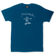Thrasher Gonz Skater T-Shirt (Available in 2 Colors)