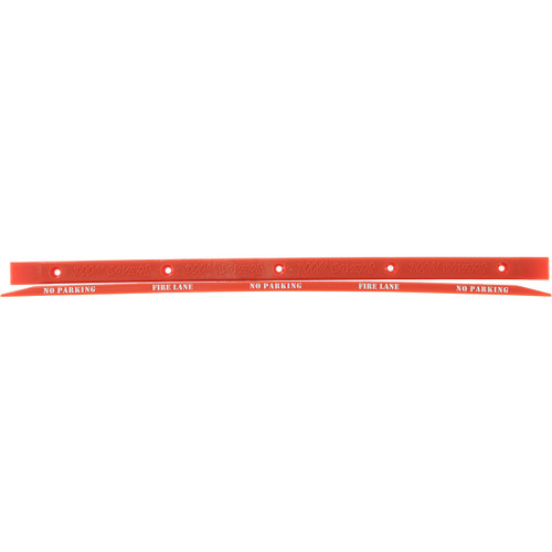 Doom Sayers Slider Rails (Red)