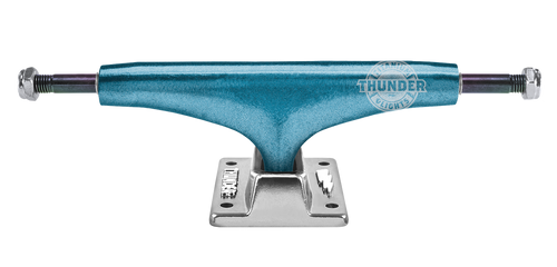 Thunder 147 HI Titanium Lights Flight Blue Trucks (Set of 2)