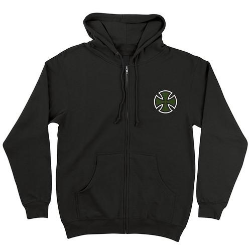 Independent BTGC Zip Up Hooded Sweatshirt
