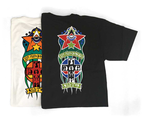 Dogtown Skates Jim Muir Triplane T-Shirt (Available in 2 Colors)