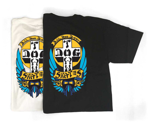 Dogtown Skates Bull Dog 1976 Colorway T-Shirt (Available in 2 Colors)