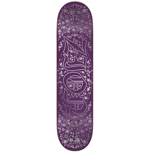 Real Zion Royal Oval Deck 8.25""