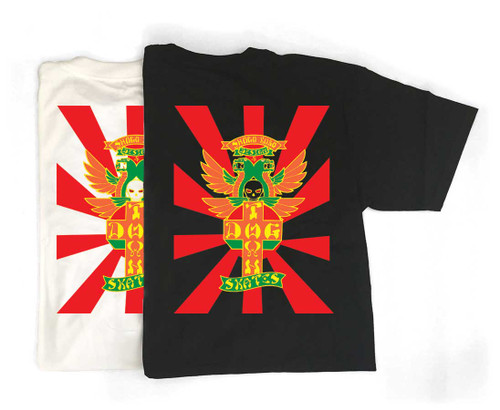 Dogtown Skates Shogo Kubo T-Shirt (Available in 2 Colors)