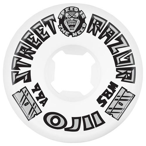 OJ Street Razor Wheels 58mm/99a (Set of 4)