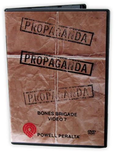 Powell Peralta Propaganda DVD Black Friday