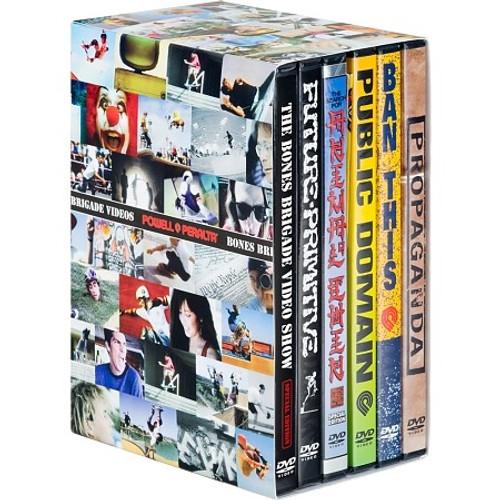 Powell Peralta Bones Brigade DVD Set