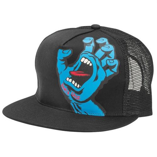 Santa Cruz Screaming Hand Mesh Trucker Hat