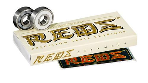 Bones Reds Super Reds Ceramic Skateboard Bearings