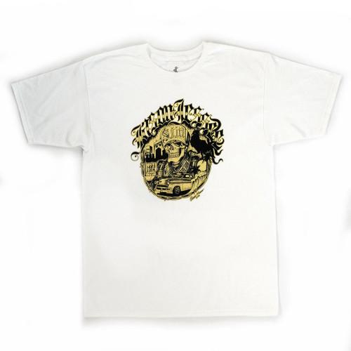 Suicidal Skates X Jason Jessee White T-Shirt