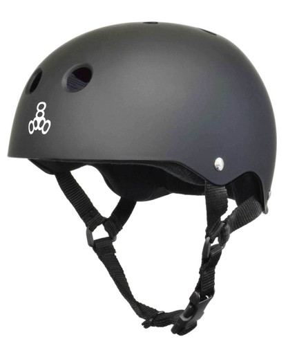 Triple Eight Mike Vallely Get Use To It Brainsaver Helmet