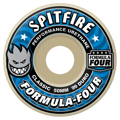 SPITFIRE Formula Four Classic 99D 58MM (Set of 4)