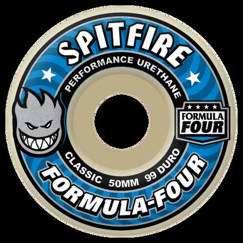 SPITFIRE Formula Four Classic 99D 56MM (Set of 4)