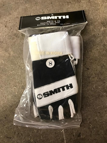 Smith & Co. Fingerless Gloves Old School Original SMALL - FLASH SALE