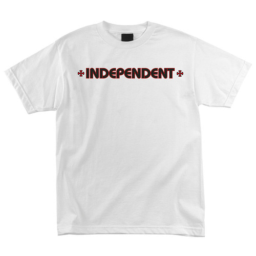 Independent Trucks Bar & Cross T-Shirt (Available in 2 Colors)