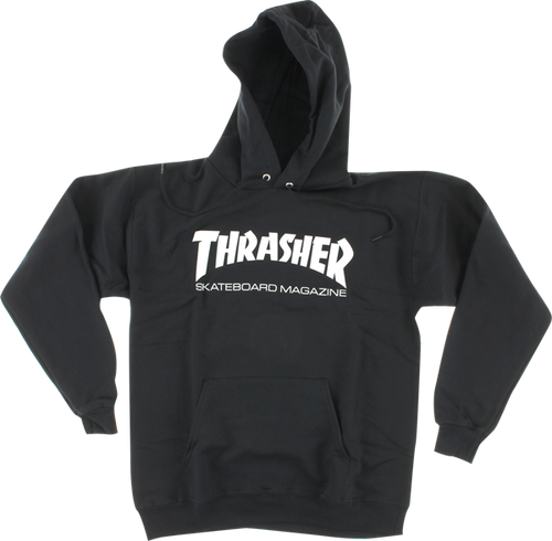 Thrasher Magazine Skate Mag Pullover Sweatshirt (Available in 3 Colors)