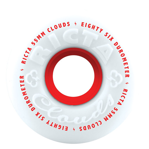 Ricta Clouds Wheels 57mm/86a (Set of 4)