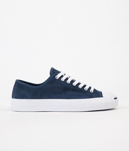 Converse Jack Purcell Pro x Polar Shoes (Navy) FREE USA SHIPPING