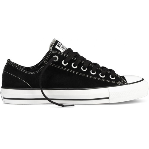 Converse CONS CTAS Pro Suede Shoes (Black) FREE USA SHIPPING