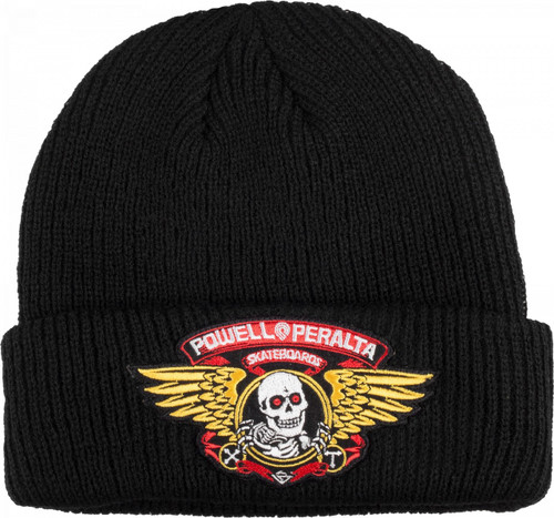 Powell Peralta Winged Ripper Beanie Hat