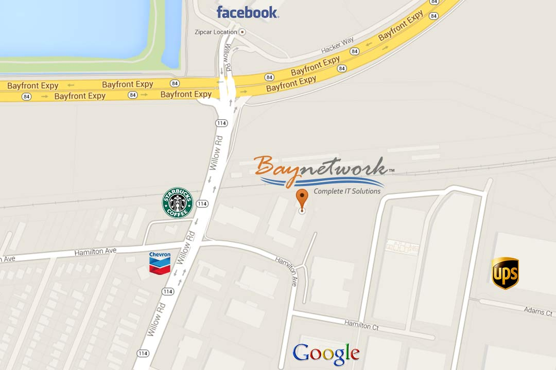Map to Baynetwork