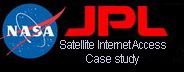 NASA JPL satellite rural Internet access