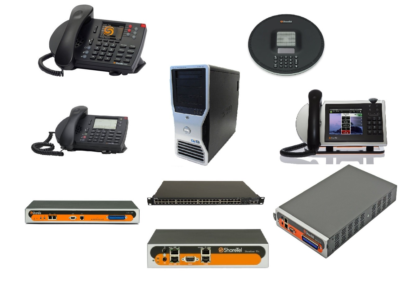 ShoreTel phone system deployment