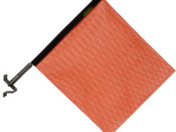 Quickmount Orange Flag