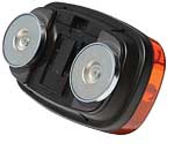 FoxFire Magnetic Red LED Light(back)