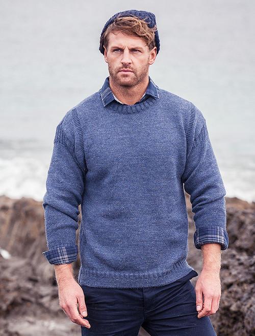 Men S Irish Sweater Irish Sweaters Glenaran