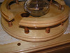 "Lazy Susan 14"" Woodworking Plans"