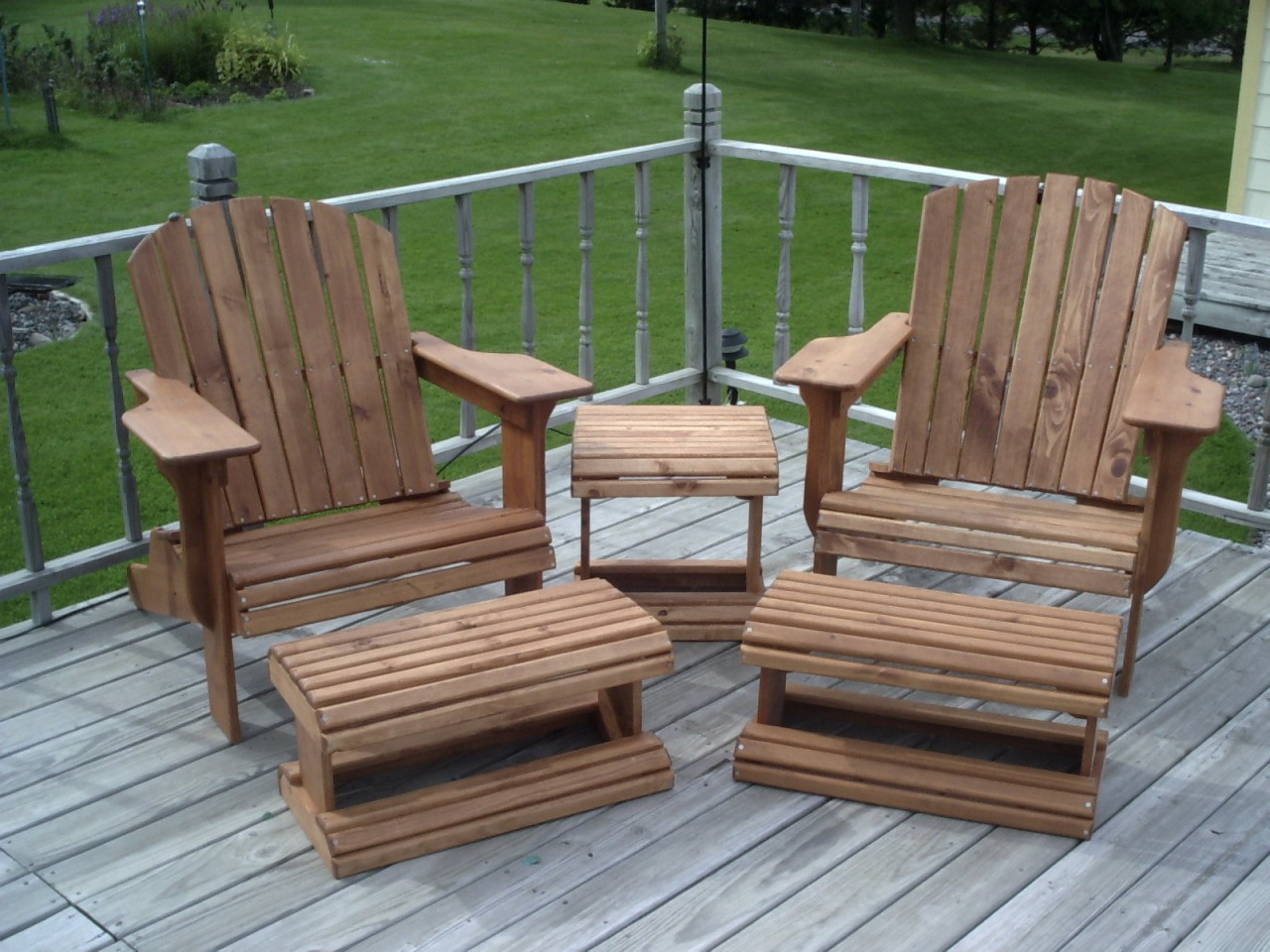 Adirondack chair ottoman woodworking plans adirondack chair ottoman woodworking plans solutioingenieria Choice Image