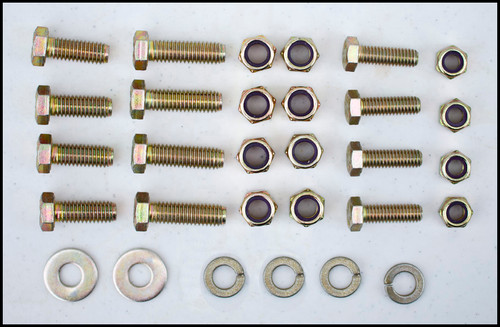 Mounting & Bracket Bolts & Nuts for eXmark Turf Tracer & Harrison Specialties Universal Turf Striper