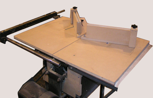MITER SLED Woodworking Plans