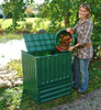 Eco King Recycled Plastic Compost Bin - 160 Gallons
