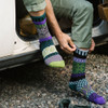 Balsam Recycled Cotton Socks