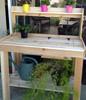 4' x 2' Cedar Potting Bench