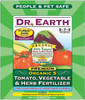 Dr. Earth Organic Vegetable and Herb Fertilizer
