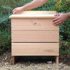 Extra Large 5 Chamber Wooden Bat House