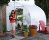Solexx Harvester Greenhouse Kit - 8' x 8' x 8'