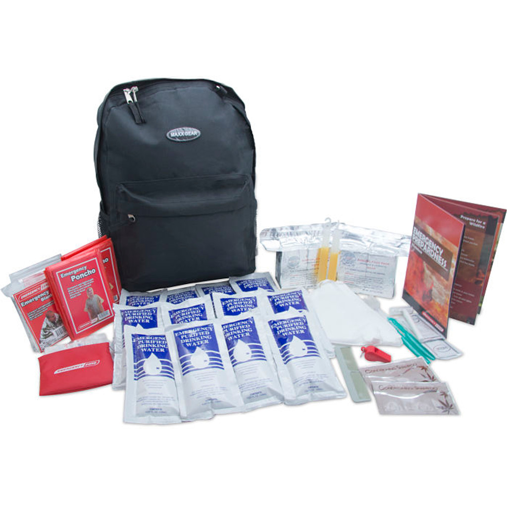 2 Person Quick Start Emergency Kit