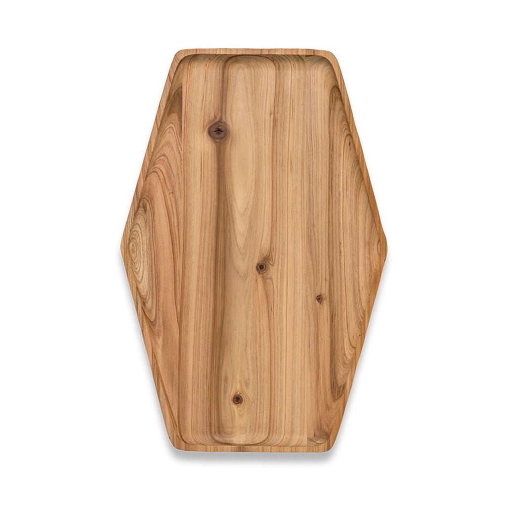 Cedar Wood Serving Tray